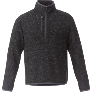 Men's Vorlage Half Zip Knit Jacket